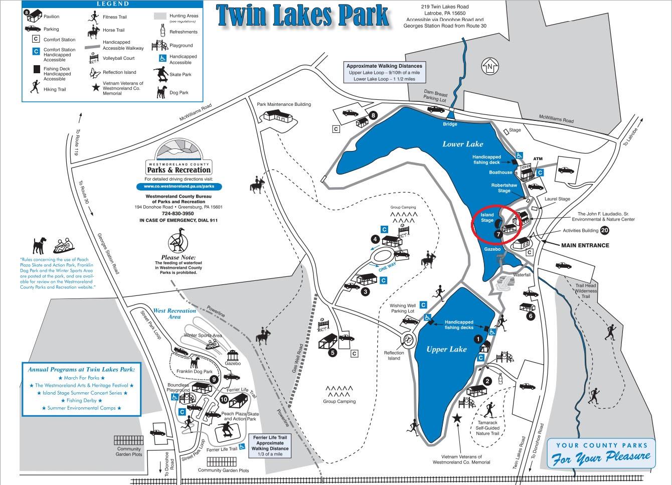 map of twin lakes Map Of Twin Lakes map of twin lakes